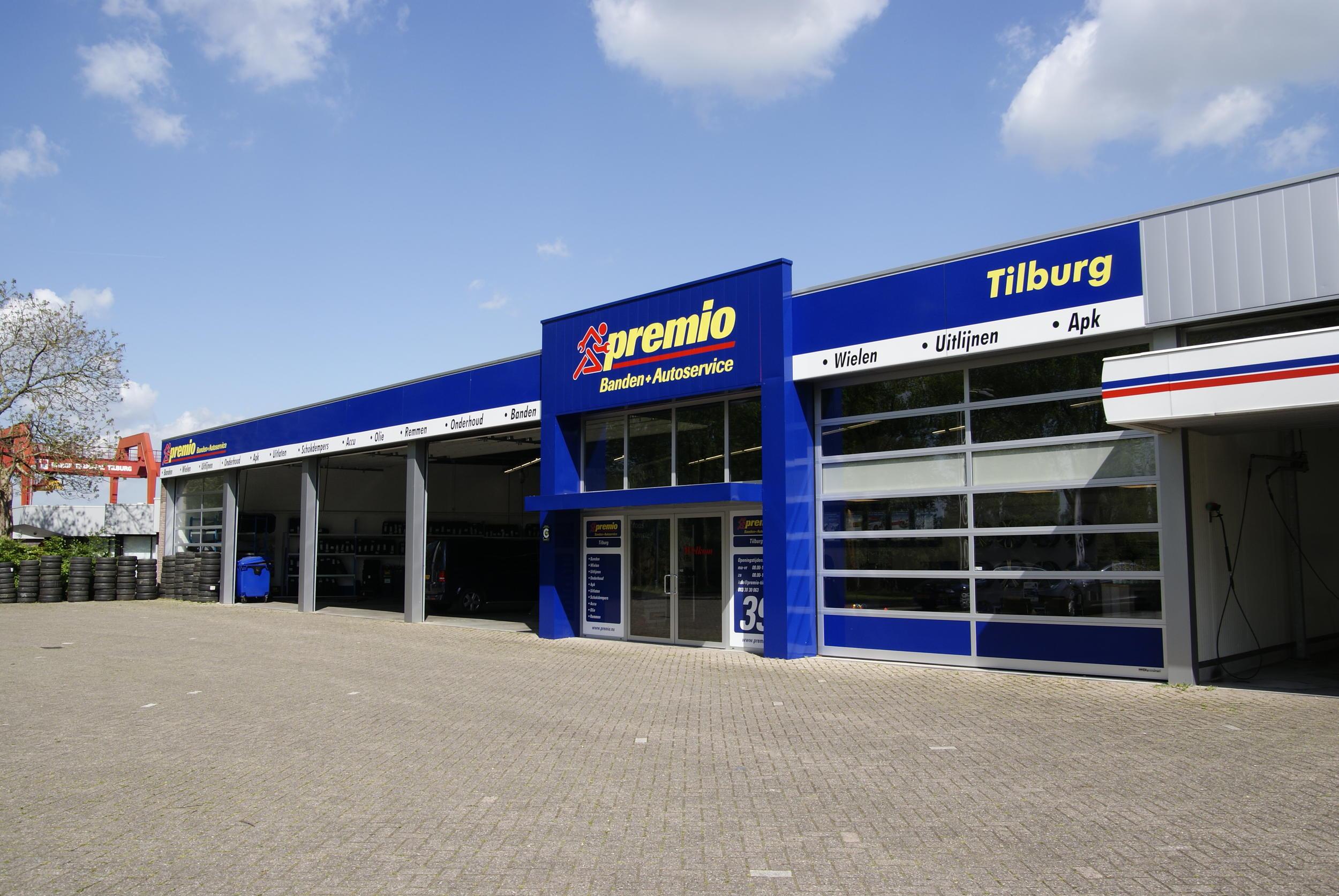 Premio Banden En Autoservice Tilburg Premio