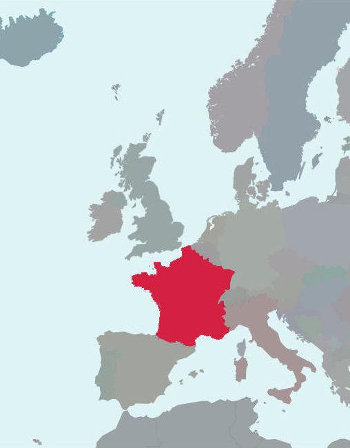 Winterbandenwetgeving Frankrijk