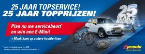 Premio Serviceweken